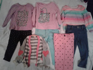 Girls Size 2 Fall Clothes
