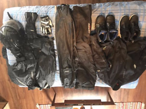 Motorcycle gear – EVERYTHING FOR $500!!!