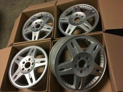 4x Mercedes G Klasse 463 Alufelgen 7,5 x 18 ET63 A4634010602 Ashtaroth