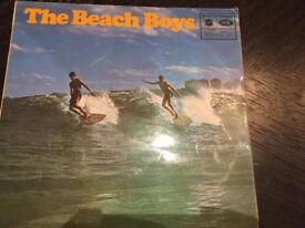 ORIGINAL BEACH BOYS album- VINYL