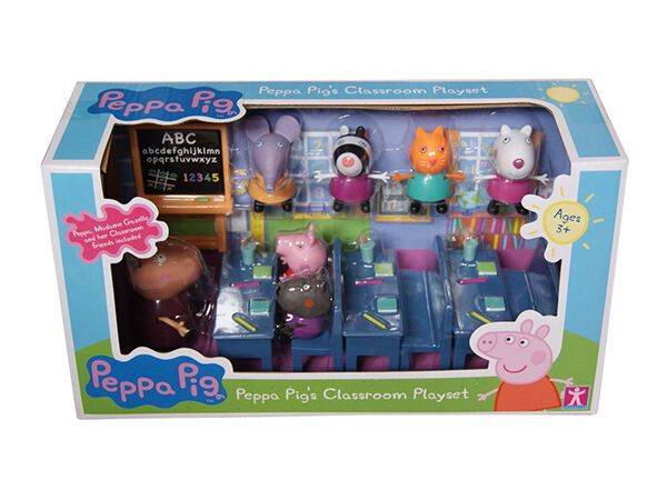 Buying Guide For Girls Toys : Peppa pig toy buying guide ebay