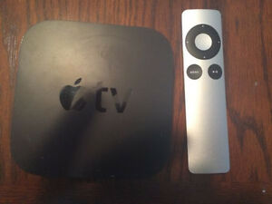 Apple TV 2 . Fully Jailbroken with Kodi