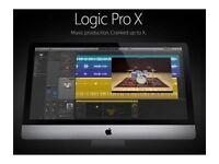 LOGIC PRO X - LATEST VERSION FOR MAC