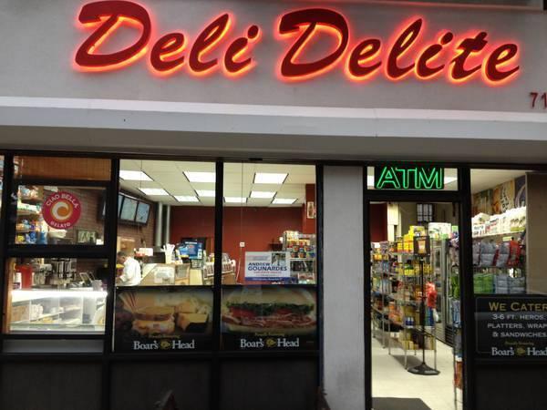 Beautiful Deli for sale in Brooklyn