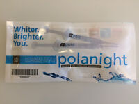 Tooth whitening gel- Poladay and Pola night available