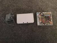 Nintendo 3ds xl white