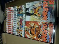 Naruto Volumes 1 - 26 Complete Manga Collection