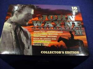 John Wayne VHS Movies Pack Trade??