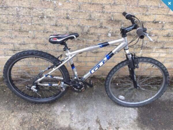 GT Aggressor Mountain. Serviced, Free Lock/Lights/Delivery