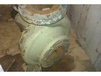 SPP KP12F heavy duty Water Pump 5 inch