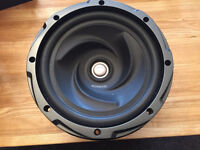 Brand new 10 inch Kenwood subwoofer - 800 watts