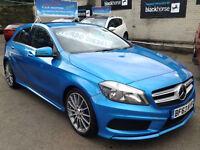 Mercedes-Benz A-Class A180 CDI BlueEFFICIENCY AMG Sport (HALF LEATHER)