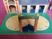Wooden farm playset RSPCA and riding stables
