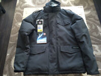 Canada Goose Burnett Jacket - Colour Graphite - Barely Worn