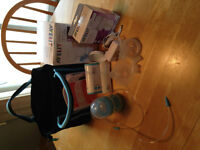 Single Electric Breast Pump - Used Once
