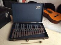 Antique premier xylophone.