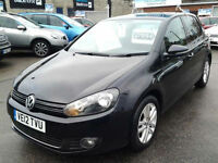 Volkswagen Golf 2.0TDI Tech 2012MY GT BlueMotion Technology