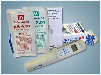 Milwaukee Instruments Ph55 Waterproof Phtemperature Testermeter Pocket-size
