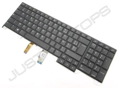 New Genuine Dell Alienware 17 R4 R5 French Francais Keyboard Clavier