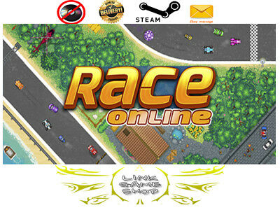 Race Online PC & Mac Digital STEAM KEY - Region Free