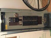 Panneau electrique Commender/CEB/Sylvania