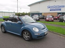 VOLKSWAGEN BEETLE 1.6 LUNA ONE PREVIOUS OWNER