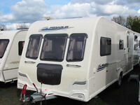 EXTRA-SPACIOUS 4-BERTH WITH END WASHROOM