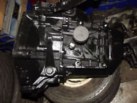 BMW MINI OR COOPER GEARBOX 2001 - 2004 REBUILT - EXCHANGE MINI COOPER MINI 1 MIDLAND GEARBOX