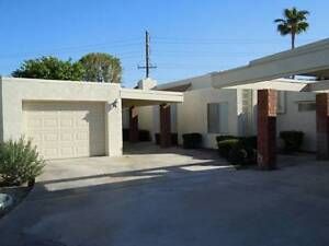 SOUTH PALM SPRINGS 2 BEDROOM CONDO WITH GARAGE/CARPORT