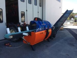 Balfor Continental 480 firewood processor