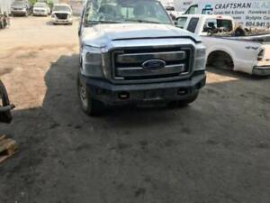 2011 Ford F-350 Aftermarket Bumper