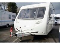 **Just reduced** Sterling Eccles Topaz 2010 2 berth caravan