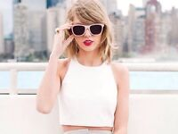 Taylor Swift Oct 2, 2015, Section 100