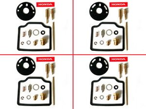 1970-76 honda cb750 k1 k2 k3 k4 k5 cb 750 CARB REPAIR KITS (4) carburetor carbs