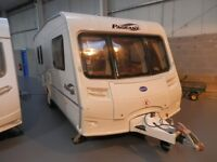 ** OPEN 7 DAYS AWEEK ** 2005 BAILEY PAGEANT AUVERGNE 5-BERTH & AWNING ** LISBURN CARAVAN CENTRE **
