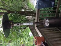 Propane patio heater (sold pending pick-up)