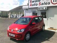 2014 14 VOLKSWAGEN UP 1.0 MOVE UP