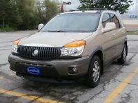 2003 BUICK RENDEZVOUS CERTIFY E-TEST,