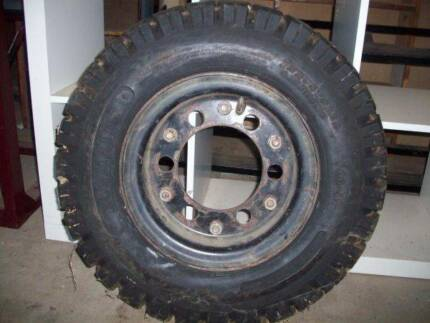 Forklift Tyres and Wheels