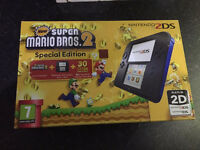 NINTENDO 2DS Super mario bros 2 SPECIAL EDITION