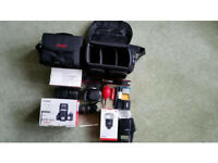 Canon digital professional camera package