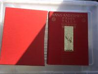 Hans andersens fairy tales book