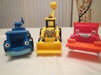 Bob the Builder vehicles