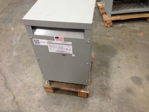 FEDERAL PACIFIC 7.5 kVA Dry-type Transformer, #213279-01