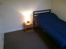 Double room in quiet Cambridge house-share.