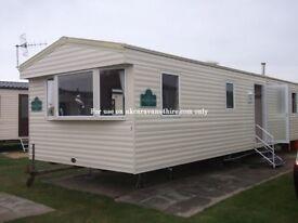 ABI Horizon static caravan 2010