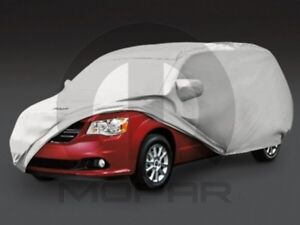 Mopar Vehicle Cover for Chrysler Town & Country