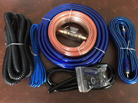 Brand new 4awg wiring kit