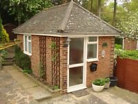 Spacious One Double Bedroom fully furnished Annex - Available Now