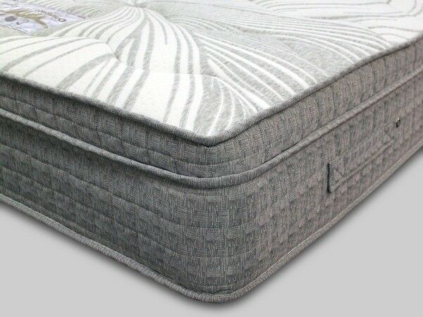 Durabed Savoy Kingsize Mattress Firm With Pillow Top As New 150 Cost 350 10